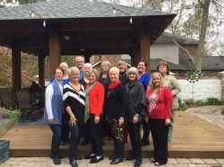 2016 Cookie Swap at Carol Hernandez Guidry's House