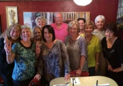 Monjumi's July 28,2016 Diane, Rita, Carol, Glenda, Linda, Jimmy, Marilyn, Mary, Brenda, Susan and Claudia