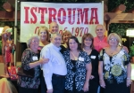 The Brookstown Alums - Linda Unglesby Martin, Linda Patterson Phillips, Merrill Pierce, Mike Schutzman, Susan Brupbacher