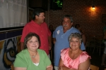 Karen Schutzman, Billy Braswell, Charles Frank and his wife.