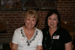 Joan Wise Neal and Margie Phelps Marino