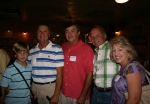 Colin and Karl Dupuy, Billy Braswell, Wayne and Jeannie Tyson