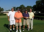 Charlie New, Jimmy Russell, Steve Crow and Greg Tartar