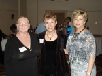 Beverly Rando, Angie Cooper and Jan Wilson Chisholm