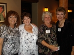Dottie, Pat, Linda and Angie